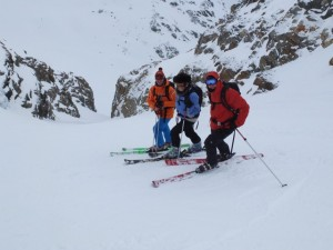 Eagle Couloir Champoluc