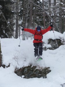 Ski Jump Champoluc
